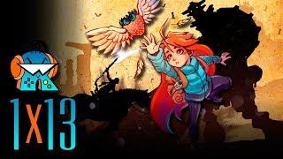 Reconectados 1x13: Shadow of the Colossus, Celeste, la grave caída de PSN