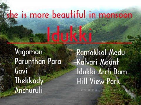 idukki tourism, Kerala