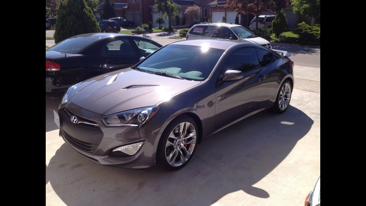 2013 Hyundai Genesis 2.0t >> 2001 Chrysler Sebring to 2013 Hyundai Genesis Coupe 2.0T R-Spec - YouTube