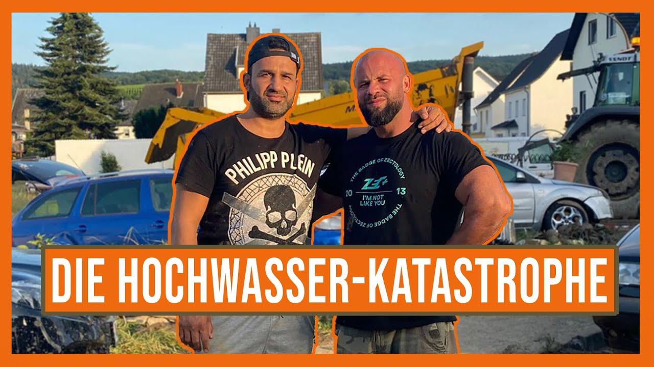Hochwasser Katastrophe in Deutschland | Sharo kocht für Opfer & Helfer 📍Bad Neuenahr