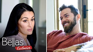 "Nikki warns Artem about ""looking"" during natural birth - Total Bellas Exclusive"