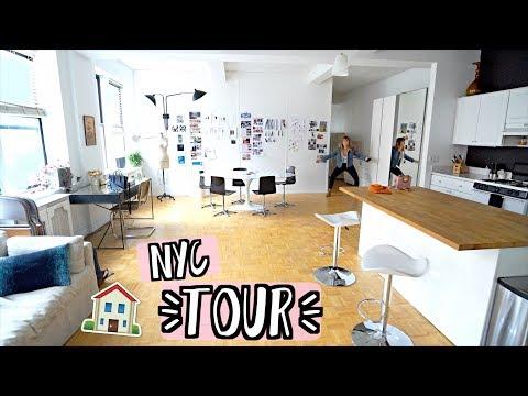 Download Youtube: NYC Apartment Tour!! AlishaMarieVlogs