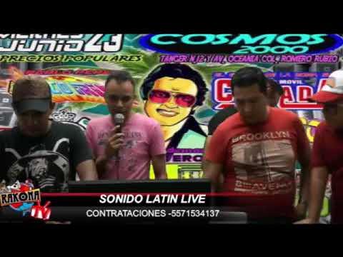 Sonido Latín Live Jonathan Rojas