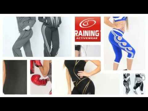 Ropa deportiva, ropa de gimnasio, ropa para aerobicos, para fitness: Training´s Actiwear