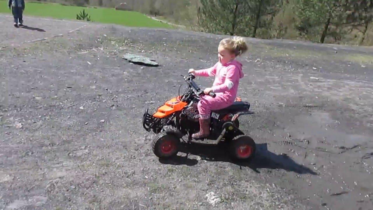 Kids Electric 800w 36v Fast Quad Bike Mini Moto Atv