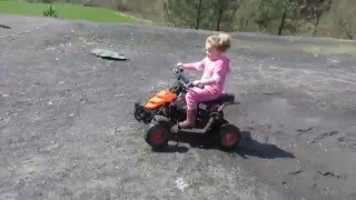 kids Electric 800w 36v Fast Quad Bike, Mini Moto, Atv REVIEW