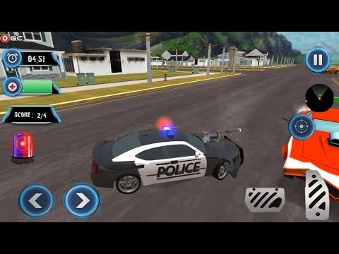 US Police Drift Car Driving - Police Chase Games - Android Gameplay FHD Mp3