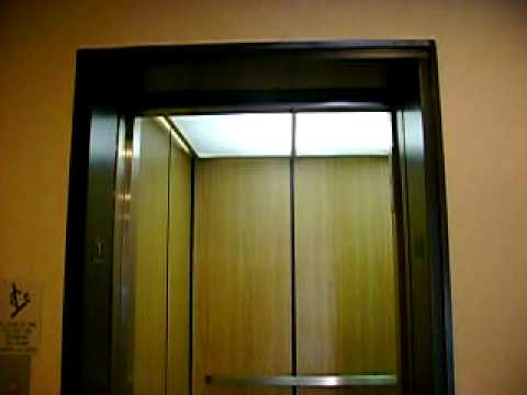 Fujitec Hydraulic Elevator At Comfort Inn West Plano