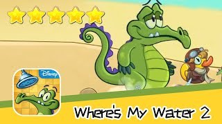 Where's My Water? 2 Level 5-6 Clearing Clods Walkthrough New Game Plus Recommend index five stars
