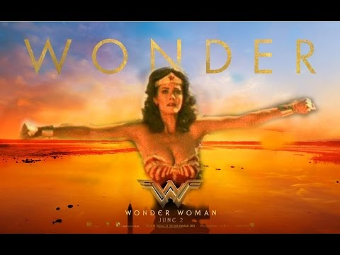 WONDER WOMAN 2017 Official Final Trailer - Lynda Carter version