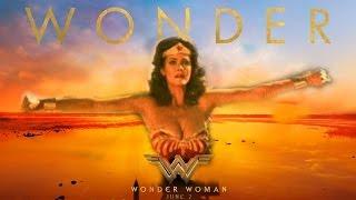 WONDER WOMAN 2017 Official Final Trailer - Lynda Carter version