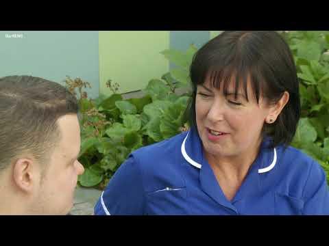 NHS 70 Heart Transplants | ITV News