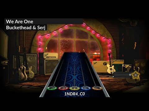 clone-hero-android/pc:-buckethead---we-are-one- -chart-for-joystick