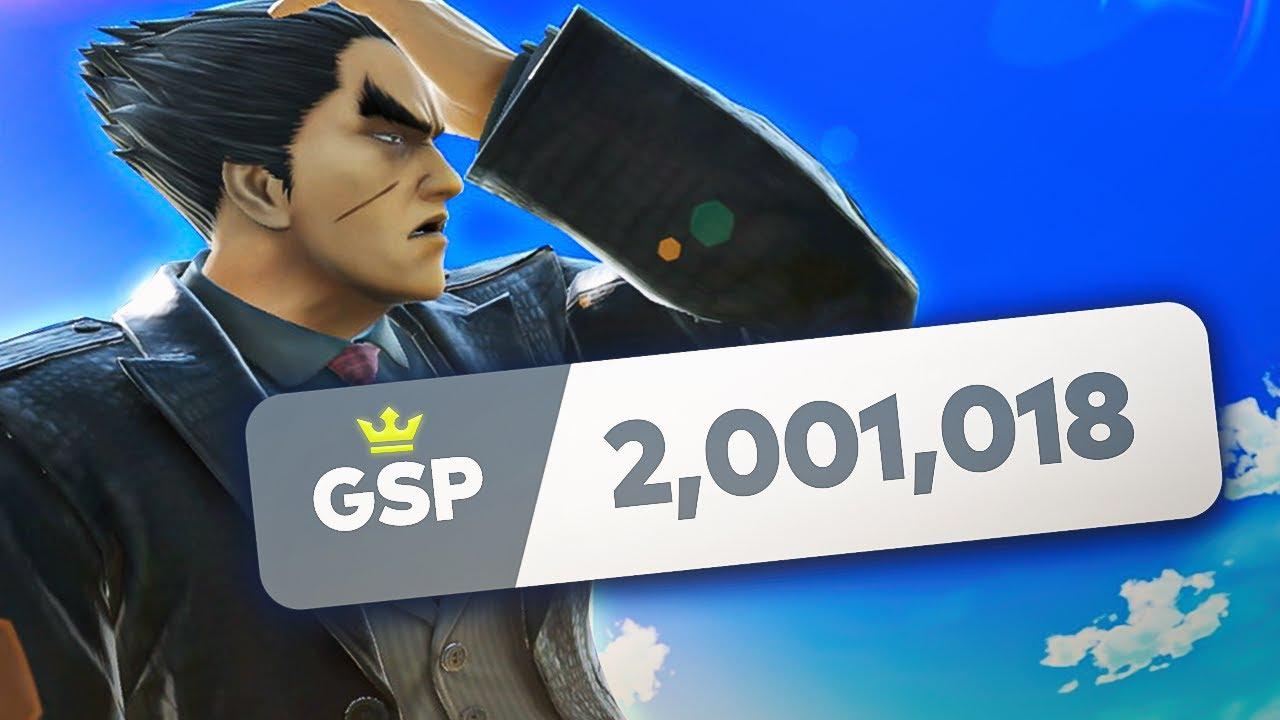 Download Low GSP Kazuya