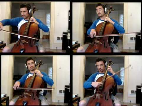 Nothing Else Matters Cello Cover (no  video edits )