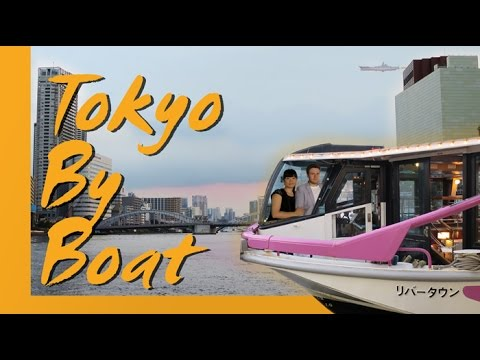 Tokyo By Boat