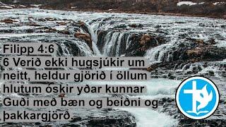 Ræðumaður: Nikulás og Gunnhild Hvítasunnukirkjan í Keflavík samanstendur af fólki sem vill fylgja Jesú Kristi. Við trúum að Jesús Kristur sé svarið, eins og sjá ...