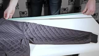 видео инструкция на тему, как правильно подобрать размер верхней одежды