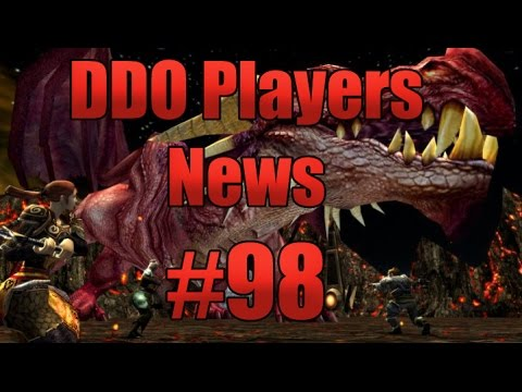 DDO Players News Episode 98 – The Critical Role Effect | DDO