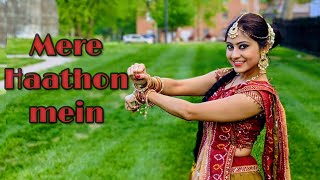 Mere Haathon Mein Nau Nau Chudiyan Hain | Wedding Choreography | Dance with Sharmistha