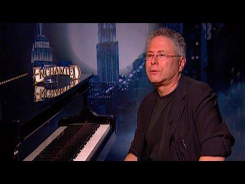 'Enchanted' Alan Menken Interview