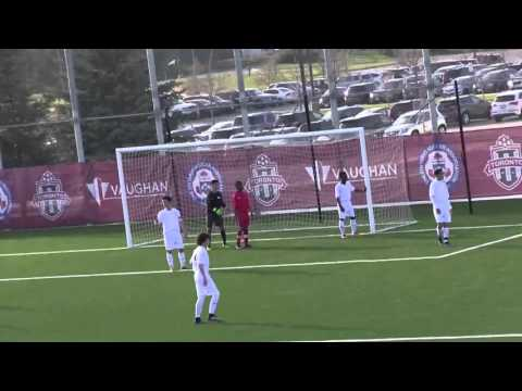 Ontario U14 Boys vs Quebec U14 Boys   2016 04 22
