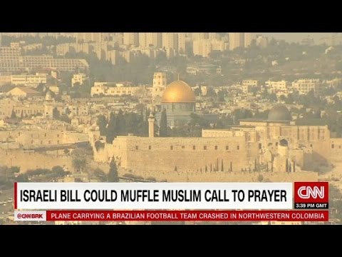 Israeli bill could muffle Muslim call to prayer