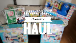 Toy Clearance Haul | Walmart & Target | Amazing Deals!