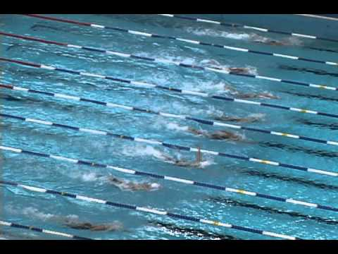 2008 Olympic Trials W 100m FREE FINAL (Silver, Smit, Nymeyer, Coughlin, Torres, Hardy, Joyce, Weir)