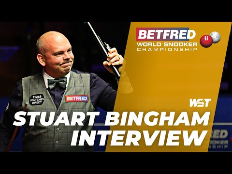 BINGHAM Makes Century In Decider To Defeat McGill |  World Championship