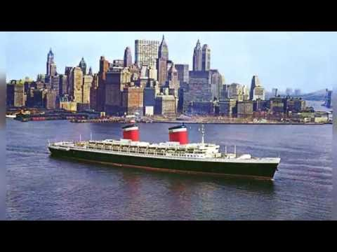 Top 20 of the greatest Ocean Liners in History