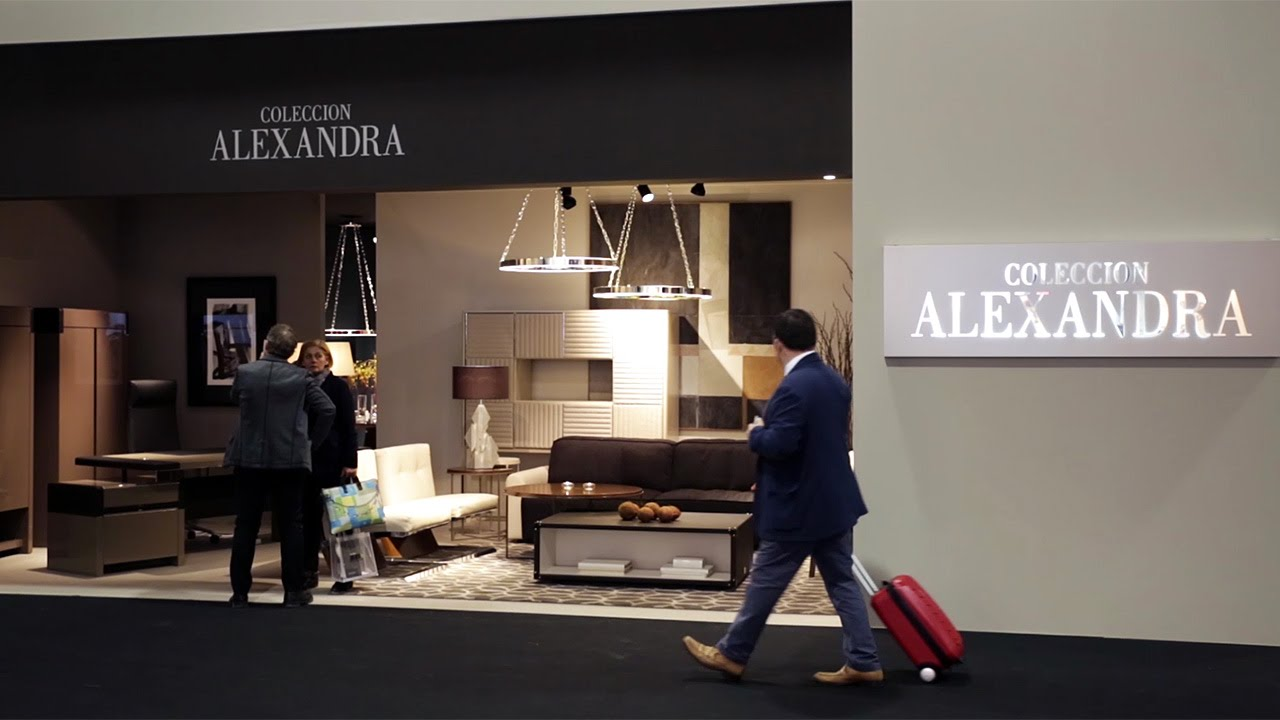 Coleccion Alexandra Spanish Luxury Furniture And Beyond Youtube