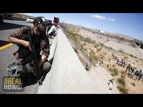 The Bundy Ranch Standoff Demonstrates Values Shared by Corporations and the Far Right