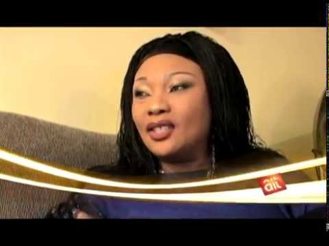 Eucheria Visits Nollywood America (AIT NEWS Teaser) Abolade Ishola