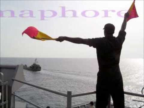 Flag semaphore Lesson 1