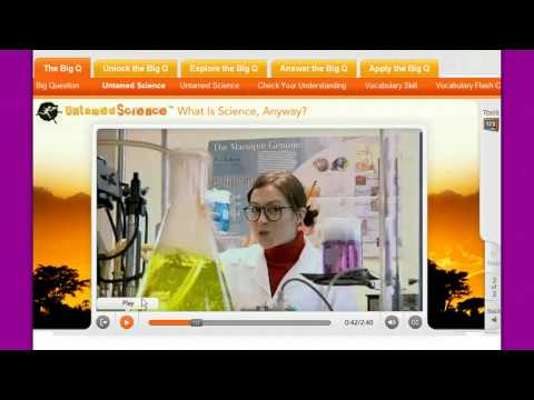 Interactive Science: Online Lessons