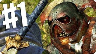 Video de ¡LA NUEVA TRIBU DE ORCOS! | DOMINANDO MORDOR 3 #1