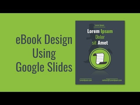 EBook Template Design Tutorial Using Google Slides | DigiTechnolog