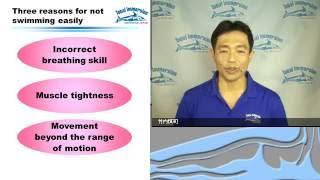 Seminar01-09:Three main reasons for not swimming easy 1