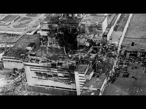 Ukraine Chernobyl disaster: 33 years of the world's worst industrial nuclear accident