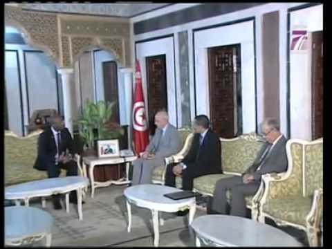 JCI World President meets with Tunisian Prime Minister
