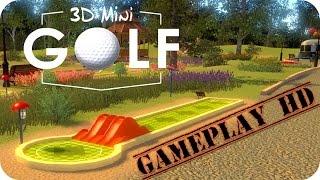3D MiniGolf - Gameplay PC HD