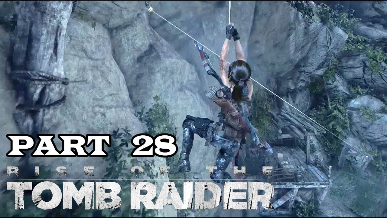 28 Rise Of The Tomb Raider Pc Grapple Axin Let S Play