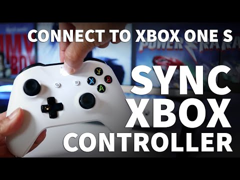 How To Sync Xbox One Controller To Xbox One S – Connect Xbox One Controller To Xbox Console