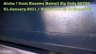Sending Postcards from Kaaawa Hawaii Zip Code 96730