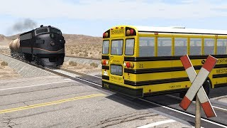 Train Accidents 6 | BeamNG.drive