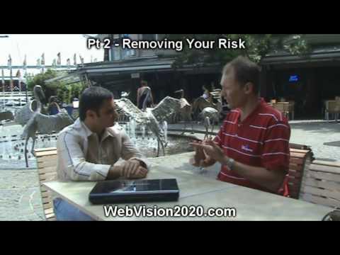 Risk Free Internet Marketing - Pt 2