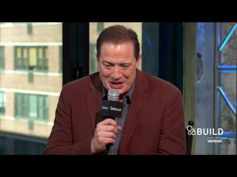 "Brendan Fraser Discusses The Showtime Series, ""The Affair"""