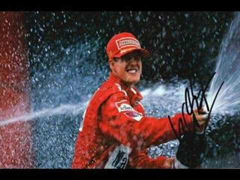 Michael Schumacher 2007 Remix