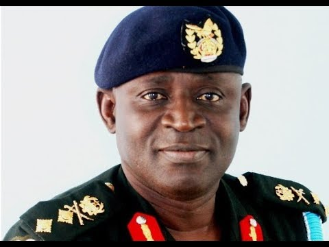 Chief of Defence Staff visits 'Operation Vanguard' task force
